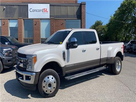 2017 Ford F-450 King Ranch (Stk: C6226) in Concord - Image 1 of 5