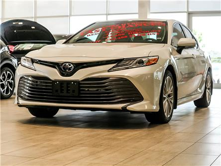 2020 Toyota Camry Hybrid XLE (Stk: 72554) in Mississauga - Image 1 of 22