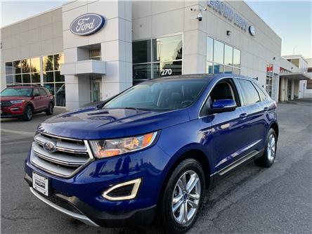 2015 Ford Edge SEL (Stk: 216198A) in Vancouver - Image 1 of 25