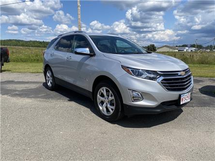 2018 Chevrolet Equinox Premier (Stk: 21192A) in St. Stephen - Image 1 of 10