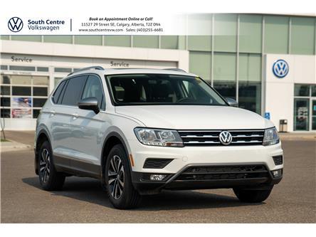 2021 Volkswagen Tiguan United (Stk: 10160) in Calgary - Image 1 of 44
