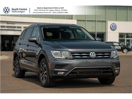2021 Volkswagen Tiguan United (Stk: 10177) in Calgary - Image 1 of 44