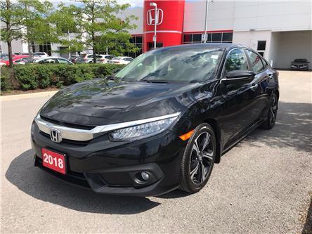 2018 Honda Civic Touring (Stk: SS4271) in Ottawa - Image 1 of 18
