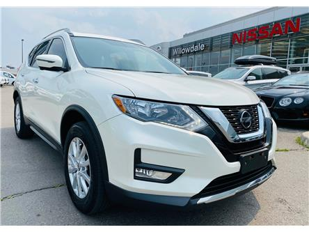 2018 Nissan Rogue SV (Stk: N2120A) in Thornhill - Image 1 of 21