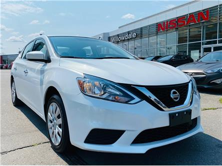 2018 Nissan Sentra 1.8 SV (Stk: N2202A) in Thornhill - Image 1 of 20