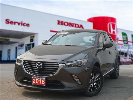 2018 Mazda CX-3 GT (Stk: P21-095) in Vernon - Image 1 of 21