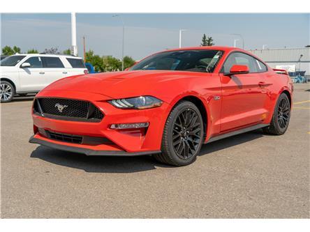 2021 Ford Mustang GT Premium (Stk: MK-174) in Okotoks - Image 1 of 6