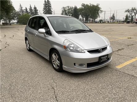 2007 Honda Fit Sport (Stk: 10344.0) in Winnipeg - Image 1 of 15
