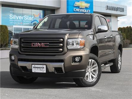 2016 GMC Canyon SLT (Stk: 21659A) in Vernon - Image 1 of 26