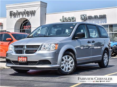 2019 Dodge Grand Caravan CVP/SXT (Stk: U18781) in Burlington - Image 1 of 26
