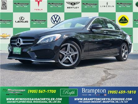 2018 Mercedes-Benz C-Class Base (Stk: 1622) in Mississauga - Image 1 of 25