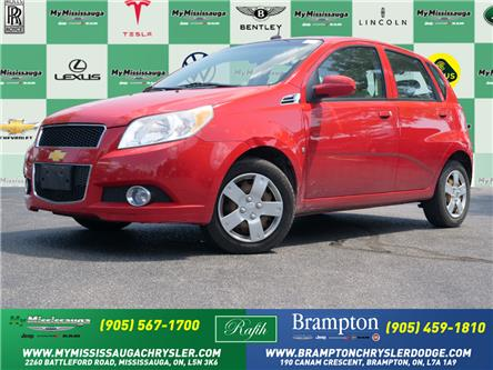 2010 Chevrolet Aveo LT (Stk: 1613A) in Mississauga - Image 1 of 18