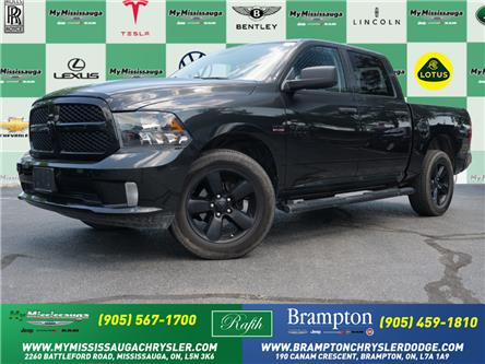 2018 RAM 1500 ST (Stk: 21485A) in Mississauga - Image 1 of 19