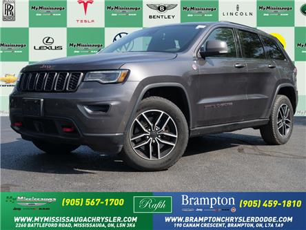 2019 Jeep Grand Cherokee Trailhawk (Stk: 21397A) in Mississauga - Image 1 of 25