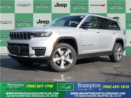 2021 Jeep Grand Cherokee L Limited (Stk: 21481) in Mississauga - Image 1 of 7