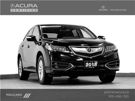 2018 Acura RDX Tech (Stk: 803864T) in Brampton - Image 1 of 25