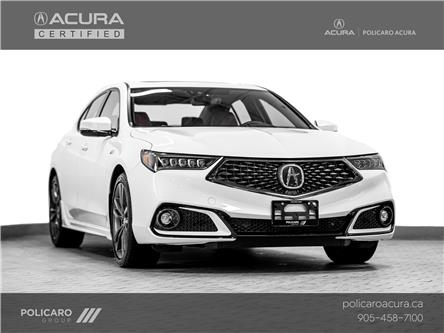 2020 Acura TLX Tech A-Spec w/Red Leather (Stk: 800254P) in Brampton - Image 1 of 30