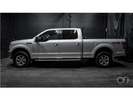 2018 Ford F-150 XLT (Stk: CT21-448) in Kingston - Image 1 of 35