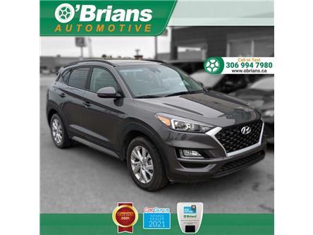 2020 Hyundai Tucson Preferred w/Trend Package (Stk: 14614B) in Saskatoon - Image 1 of 25