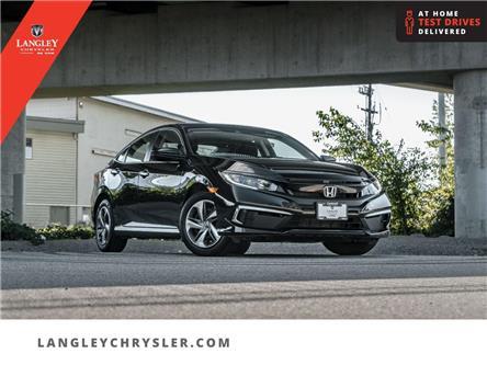 2019 Honda Civic LX (Stk: LC0916) in Surrey - Image 1 of 28