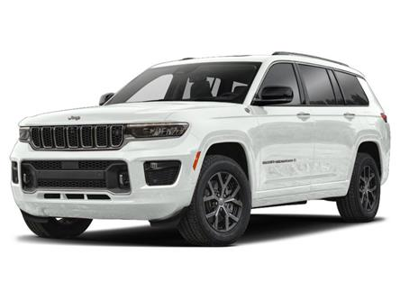 2021 Jeep Grand Cherokee L Overland (Stk: M153169) in Surrey - Image 1 of 2