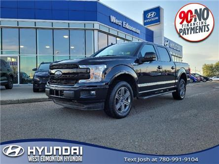 2020 Ford F-150 Lariat (Stk: 14362A) in Edmonton - Image 1 of 19
