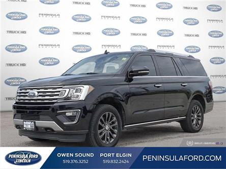 2019 Ford Expedition Max Limited (Stk: 21EP04A) in Owen Sound - Image 1 of 28