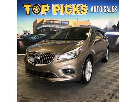 2017 Buick Envision Premium I (Stk: 043170) in NORTH BAY - Image 1 of 30