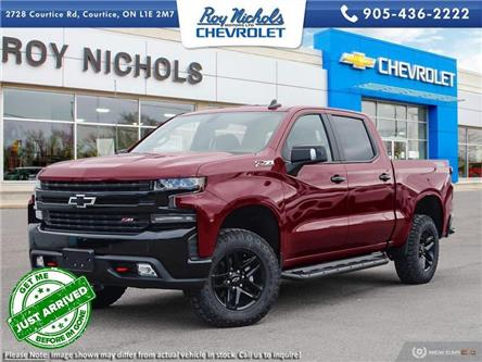 2021 Chevrolet Silverado 1500 LT Trail Boss (Stk: X487) in Courtice - Image 1 of 23