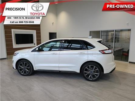 2016 Ford Edge Sport (Stk: 213551) in Brandon - Image 1 of 30