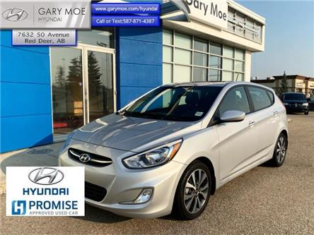 2017 Hyundai Accent SE Hatch (Stk: 1VN1005A) in Red Deer - Image 1 of 21