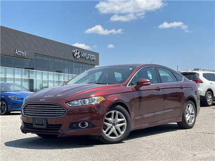 2015 Ford Fusion SE (Stk: 37580A) in Brampton - Image 1 of 23