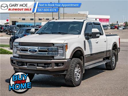 2017 Ford F-350 King Ranch (Stk: ML0695) in Lethbridge - Image 1 of 30