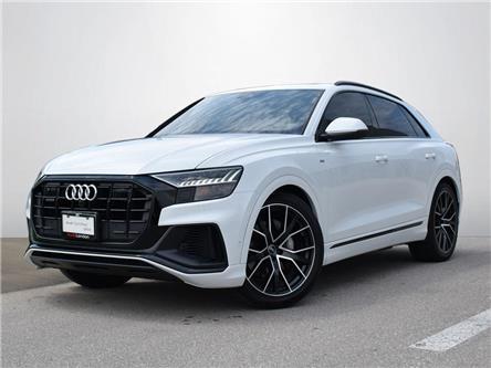 2021 Audi Q8 55 Technik (Stk: Q21404) in London - Image 1 of 28