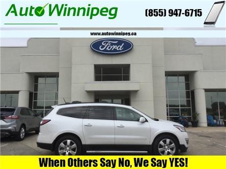 2017 Chevrolet Traverse Premier (Stk: 20479A) in Winnipeg - Image 1 of 14