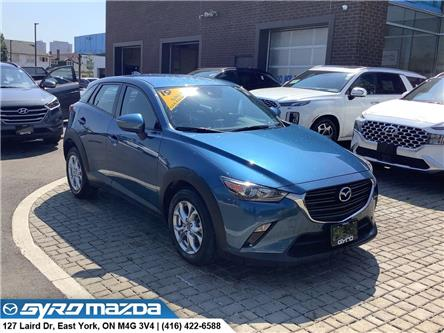 2019 Mazda CX-3 GS (Stk: 30059A) in East York - Image 1 of 30