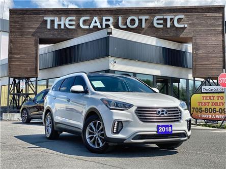 2018 Hyundai Santa Fe XL Luxury (Stk: 21424) in Sudbury - Image 1 of 30