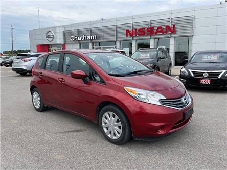2016 Nissan Versa Note 1.6 S (Stk: 1N551A) in Chatham - Image 1 of 16