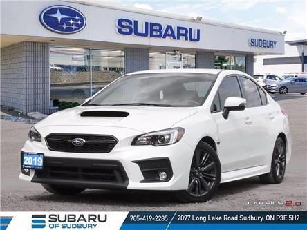 2019 Subaru WRX Sport (Stk: US1253) in Sudbury - Image 1 of 26