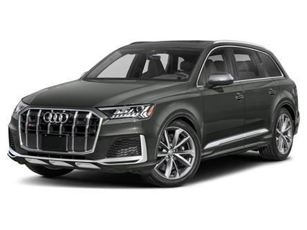2021 Audi SQ7 4.0T (Stk: T19969) in Vaughan - Image 1 of 8