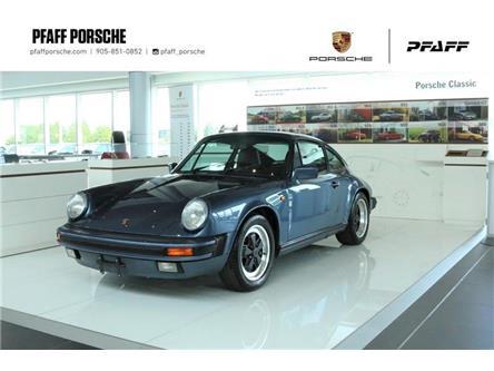 1989 Porsche 911 Carrera Coupe (Stk: CS001) in Vaughan - Image 1 of 30