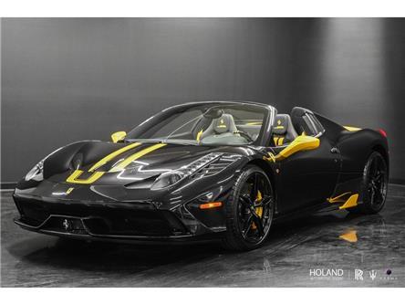 2015 Ferrari 458 Base (Stk: ZFF78V) in Montreal - Image 1 of 30