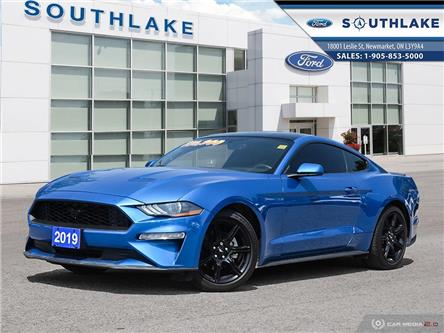 2019 Ford Mustang  (Stk: P51794) in Newmarket - Image 1 of 27