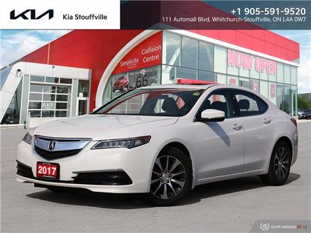 2017 Acura TLX Base (Stk: P0430) in Stouffville - Image 1 of 25