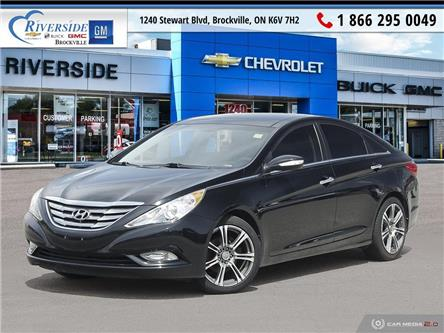 2013 Hyundai Sonata 2.0T Limited (Stk: 21-245AB) in Brockville - Image 1 of 26