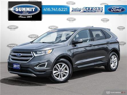 2017 Ford Edge SEL (Stk: PL22261) in Toronto - Image 1 of 16