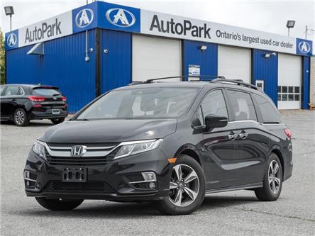 2019 Honda Odyssey EX-L (Stk: 19-01276GL) in Georgetown - Image 1 of 24