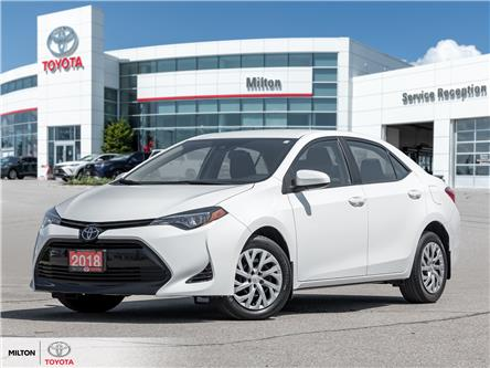 2018 Toyota Corolla LE (Stk: 980595A) in Milton - Image 1 of 22