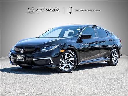 2019 Honda Civic EX (Stk: 21-1419A) in Ajax - Image 1 of 26