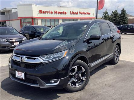 2017 Honda CR-V Touring (Stk: 11-21772A) in Barrie - Image 1 of 23